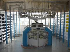 Вязание одежды на производстве