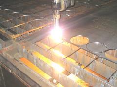 Плазменная резка металла любых сложностей