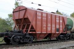 Железнодорожные перевозки грузов вагонами хоппер