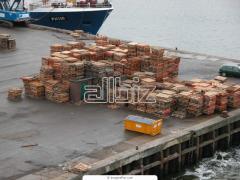 Услуги складирования грузов