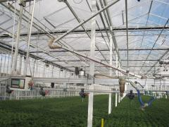 Installation, installation, sale hothouse equipmen