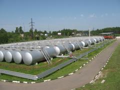 Оптовая торговля нефтепродуктами