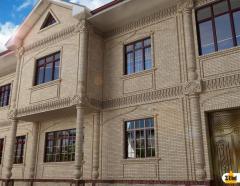 Дизайн фасада зданий