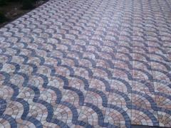 Мозаичные плитки