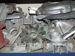 Polishing of blocks of engines,