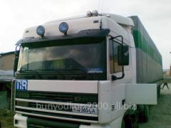 Cargo transportation motor transpor