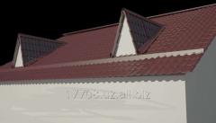 Ремонт крыш.Монтаж мягкой и жёсткой кровли крыши