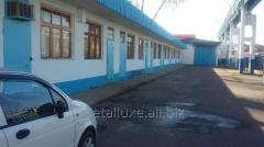 Rent of floor spaces of shops in Tashken