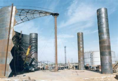 Изготовление и монтаж резервуаров различных