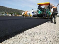 Асфальтирование, ремонт дорог в Ташкенте и