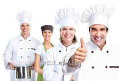 Услуги повара