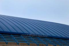 Faltsevy roofs
