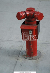 Проектирование установок автоматического пожаротушения