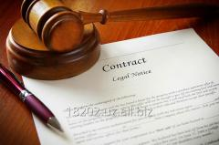 Юридический перевод договора, уставы, постановления, протоколы