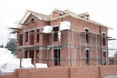 Строительство коттеджей и домов
