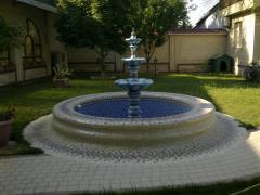 Строительство музыкальных фонтанов