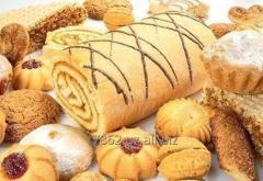 Производство кондитерских изделий и хлеба.
