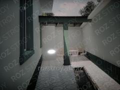 Дизайн экстерьеров зданий 04