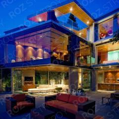 Дизайн экстерьеров зданий 14