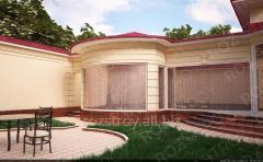 Дизайн экстерьеров зданий 20
