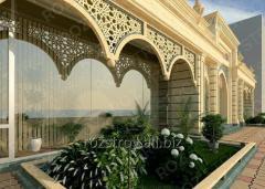 Дизайн экстерьеров зданий 25