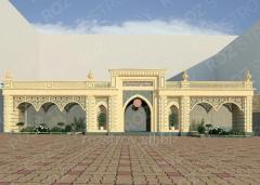 Дизайн экстерьеров зданий 26