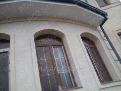 Работы фасадные 05