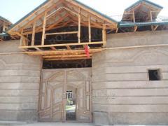 Строительство коробки дома 10