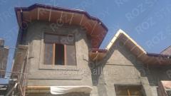 Строительство коробки дома 14