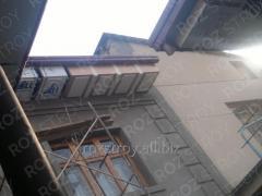 Строительство коробки дома 18