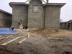 Строительство коробки дома 31
