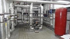 Монтаж систем тепловой энергии
