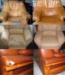 Реставрация и обивка мягкой мебели