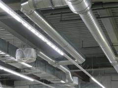 Монтаж и изготовление систем вентиляции