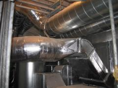 Изготовление и монтаж систем кондиционирования и вентиляции