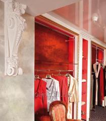 Декоративные, венецианские штукатурки OIKOS