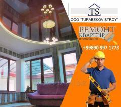 Дизайн и ремонт гостиной