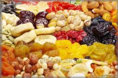 Экспорт сельхозпродукции Узбекистана (свежие овощи, зелень, фрукты, сухофрукты, бобовая культура).
