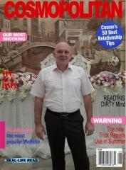 Популярный Ташкентский ведущий Садковский Дмитрий