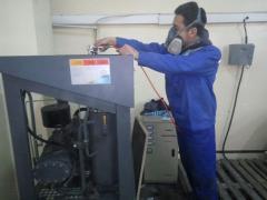 ТО компрессора XINLEI XLD-20