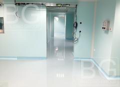 Высокопрочные, высоконаполненные полимерные, наливные полы, бетонные полы