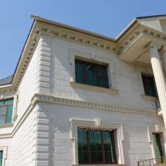 Ремонт фасада, евромонт квартир,  декоративная штукатурки.