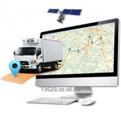 Установка GPS мониторинга