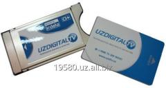 "Карты ""UZDIGITAL TV"""