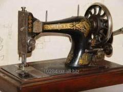 Дефектные    акты заключения на  швейные машины