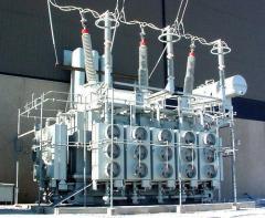 Ремонт и монтаж трансформаторных подстанций.