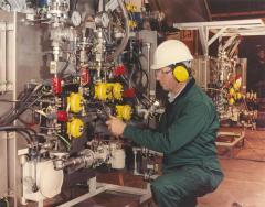 Ремонт и пусконаладка производственного оборудования.
