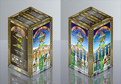 Дизайн упаковки стеклотары