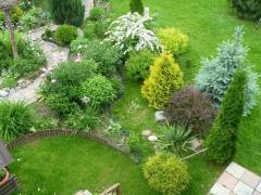 Ландшафтный дизайн, загородных домов