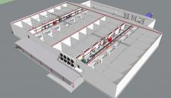 Высокотехнологичные холодильные склады